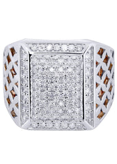 Mens Diamond Ring| 1 Carats| 16.55 Grams MEN'S RINGS FROST NYC