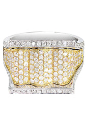 Mens Diamond Pinky Ring| 2.2 Carats| 11.15 Grams