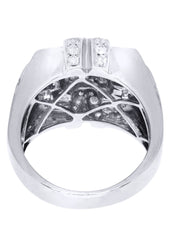 Mens Diamond Ring| 2.32 Carats| 15.53 Grams