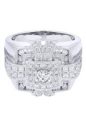 Mens Diamond Ring| 2.32 Carats| 15.53 Grams MEN'S RINGS FROST NYC