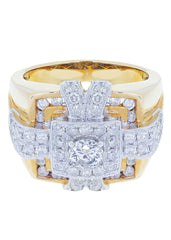 Mens Diamond Pinky Ring| 2.33 Carats| 15.21 Grams MEN'S RINGS FROST NYC