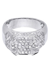 Mens Diamond Ring| 1.91 Carats| 12.01 Grams MEN'S RINGS FROST NYC