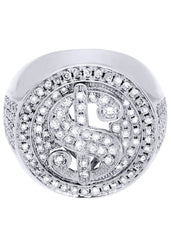Mens Diamond Ring| 2.18 Carats| 23.68 Grams MEN'S RINGS FROST NYC