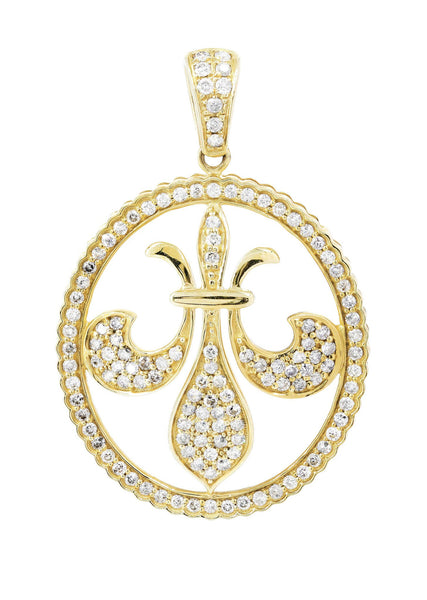 DiamondPendant | 1.12 Carats | 4.94 Grams