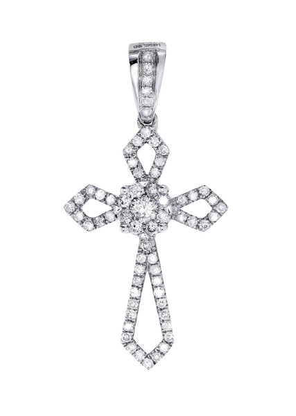 Diamond Cross Pendant | 0.43 Carats | 1.83 Grams