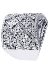 Mens Diamond Ring| 2.71 Carats| 13.7 Grams MEN'S RINGS FROST NYC