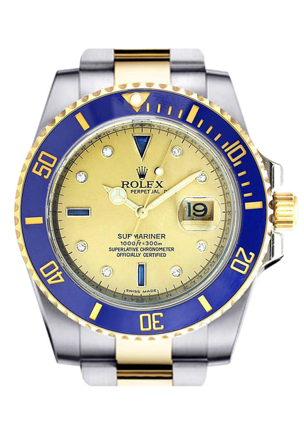 Rolex Submariner | Two Tone | 40 Mm