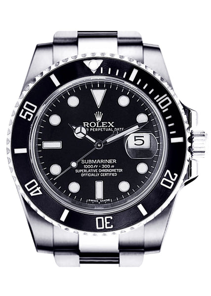 Rolex Submariner | Stainless Steel | 40 Mm