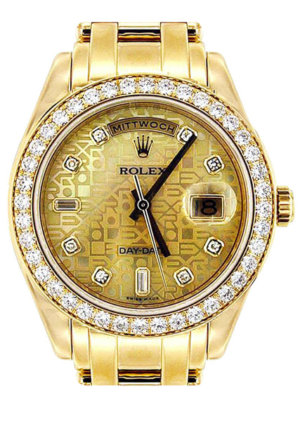 Rolex Day-Date | 18K Yellow Gold | 39 Mm