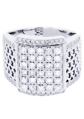 Mens Diamond Ring| 1.67 Carats| 14.83 Grams MEN'S RINGS FROST NYC