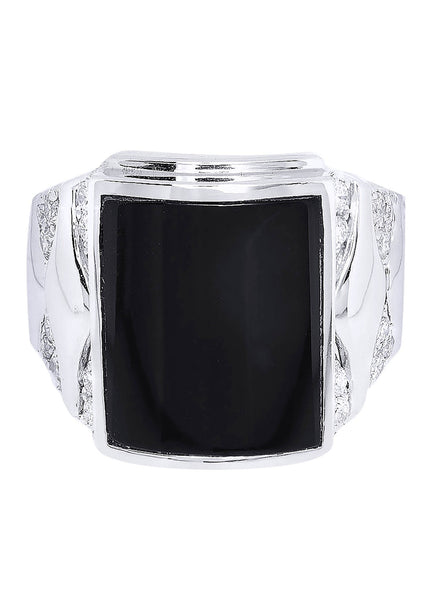 Mens Diamond Ring| 0.76 Carats| 16.98 Grams