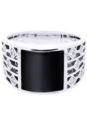 Mens Diamond Ring| 0.29 Carats| 11.3 Grams MEN'S RINGS FROST NYC