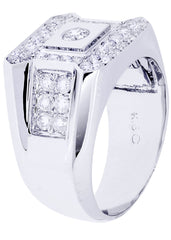 Mens Diamond Ring| 1.39 Carats| 10.9 Grams MEN'S RINGS FROST NYC