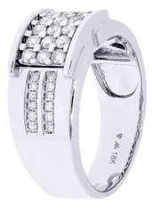 Mens Diamond Ring| 0.61 Carats| 9.58 Grams MEN'S RINGS FROST NYC