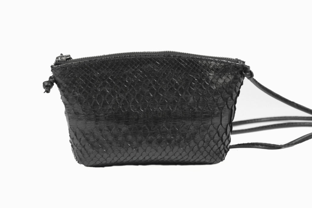 Black Snake Cross Body For Festival Season