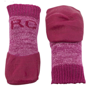 Sport Pawks in Pink Waterproof Dog Socks