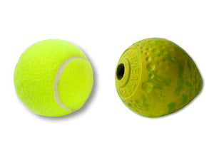 CLEARANCE! TurnUp - Durable, Tennis-Ball Sized Dog Toy