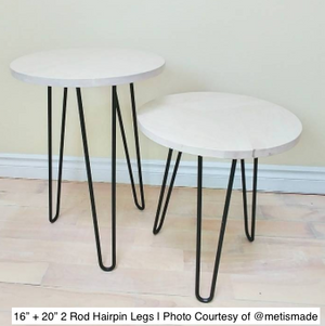 The Original Hairpin Leg - table legs - By plantwares™