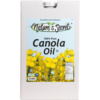 Canola Oil (Texas)