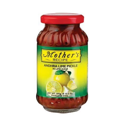 Mother's Andhra Lime Pickle 300 GM : IL