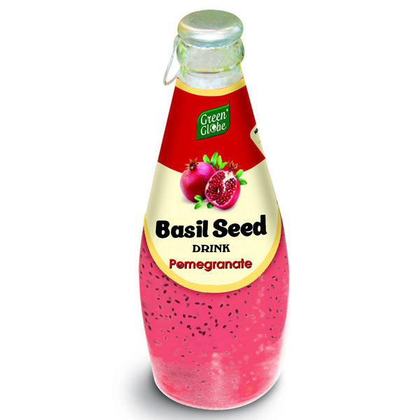 Basil Seed Drink (Pomegranate) (Texas)