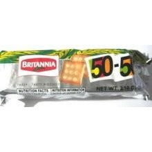 Britannia 50-50 Crackers - 3 for $1 (Texas)