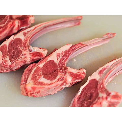 Baby Goat Chops or Ribs ( 1 LB -9.50) (Texas)