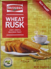 Britannia Wheat Rusk (Texas)