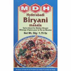 MDH Hyderabadi Biryani Masala (Texas)