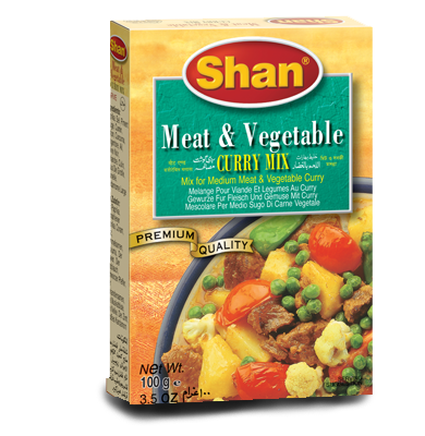 Shan Meat & Vegetable (Texas)