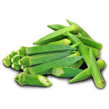 Okra (Texas) : Limit 1 LB