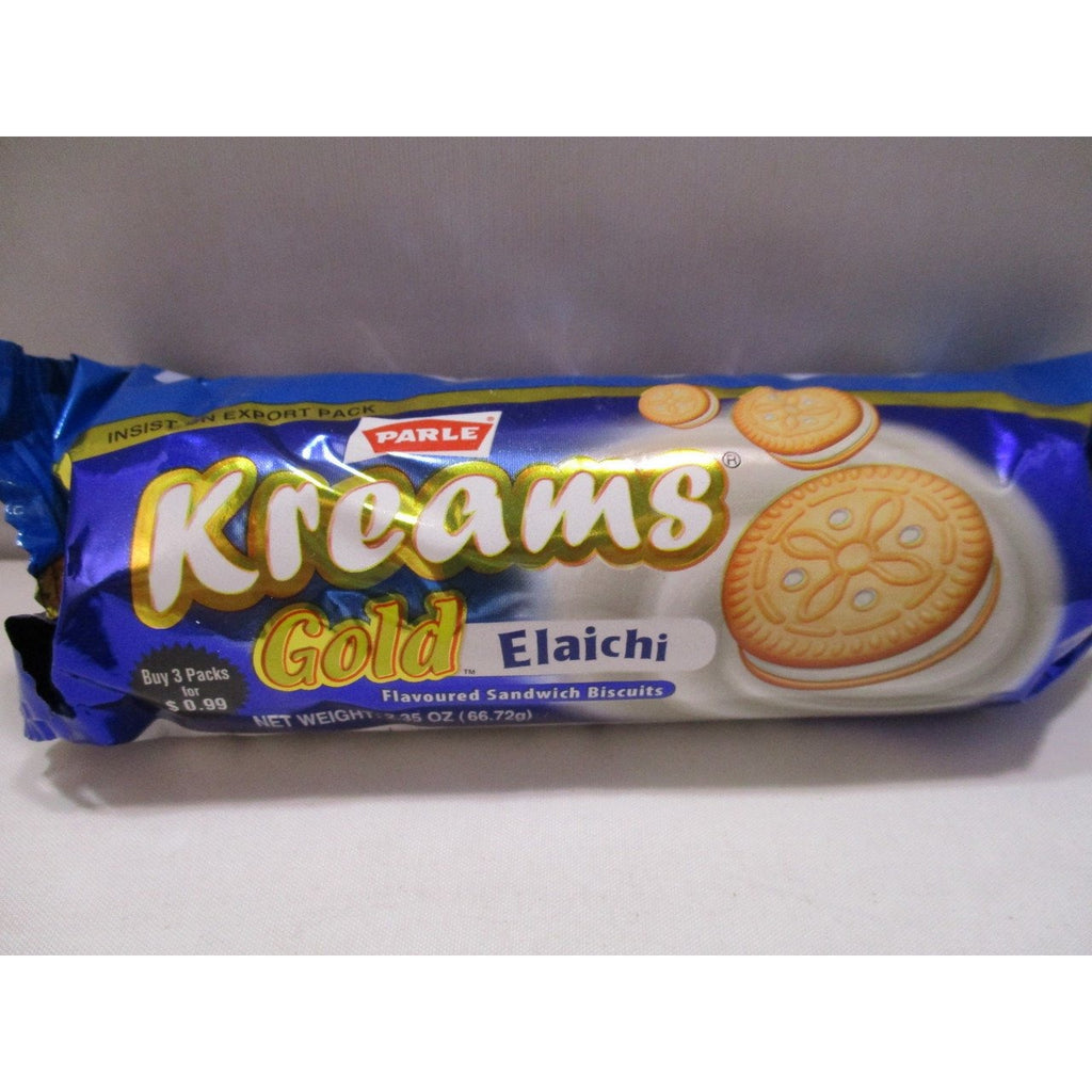 Parle Kreams Gold Elachi  4 for $1
