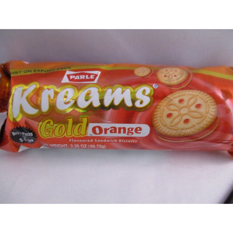 Parle Kreams Orange (Texas)