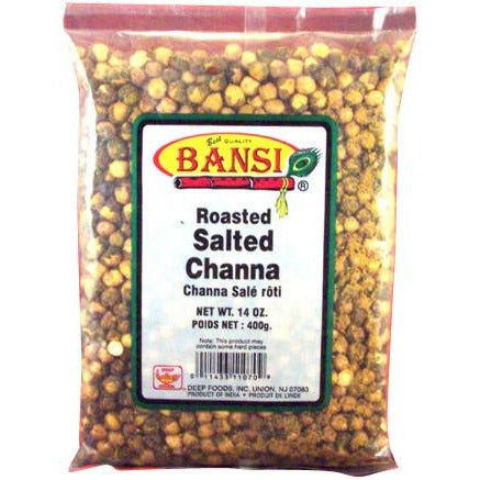 Roasted Salted Chana