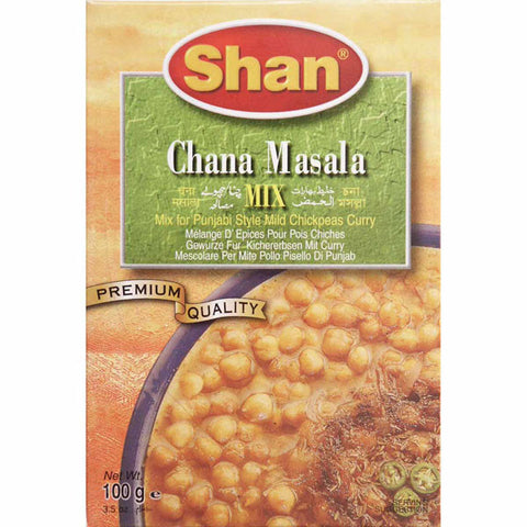 Shan Chana Masala Mix (Texas)
