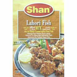 Shan Lahori Fish (Texas)