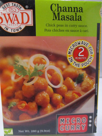 Swad Channa Masala (Texas)