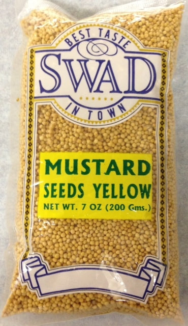 Mustard Seeds Yellow (Texas)
