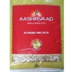 Aashirvaad Whole Wheat Atta 10 LB : IL