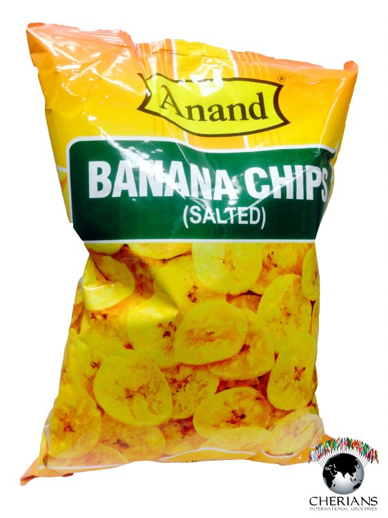 Anand Banana Chips (Salted) : Texas