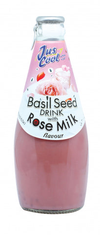 Milk Drink - Basil Seed (Rose) (Texas)