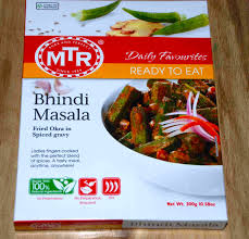 Bhindi Masala Curry (Texas)
