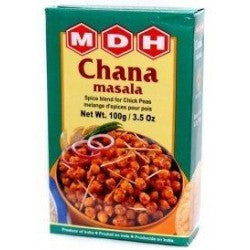 MDH Chana Masala <br> 100 GM (Texas)