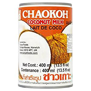 Coconut Milk (Texas)