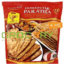 Deep Paratha 20 Pieces(tx only)