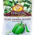 Frozen Diced Green Mango