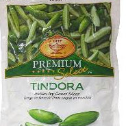 Frozen Tindora <br> Cut
