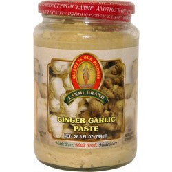 Ginger Garlic Paste (Texas)