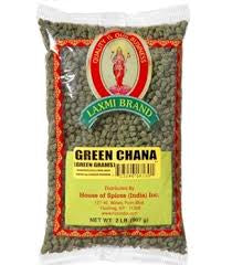 Green Chana (Desi chick peas)