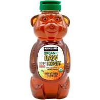 ORGANIC RAW HONEY BEARS : IL